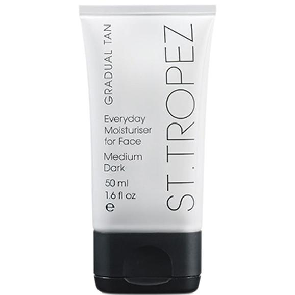 St tropez gradual tan face medium dark 50ml for Active skin salon